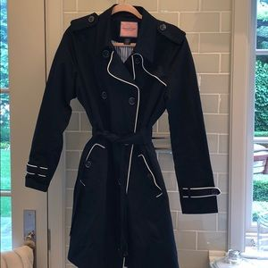 Gorgeous trench coat-worn once!
